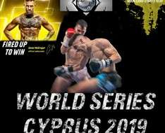 Cyprus Event: Kok Fights World Series Cyprus 2019