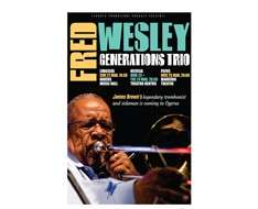 FRED WESLEY – FOUR SHOWS IN CYPRUS
