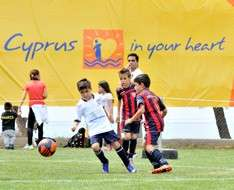 Ayia Napa International Youth Soccer Festival 2020