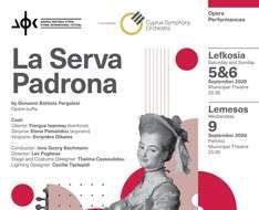 La Serva Padrona by Giovanni Battista Pergolesi with CySO