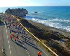 23rd Logicom Cyprus Marathon