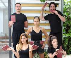 Cyprus Event: «Shakespeare in a Nutshell»