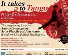 It takes 5 to tango (Lemesos)