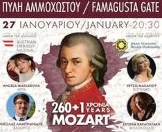 260+1 Years of Mozart (Lefkosia)