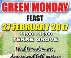 Green Monday Feast 2017