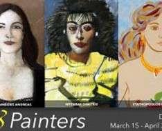 Three Painters - Exhibition
