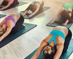 Well-being of mind, body and soul! – Yoga at the A.G. Leventis Gallery