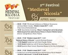 "2nd Festival ""Medieval Nicosia"" 2017"