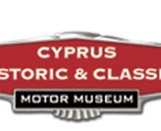 Cyprus Event: Classic Cars Regularity Championship 2017