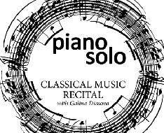 """Piano Solo"" with Galina Dimova"