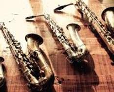 "Concert with the saxophone quartet ""Saxophonia"""
