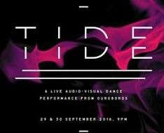Cyprus Event: Tide_audio visual – performance