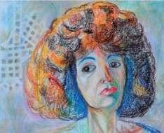 Aznive Papazian's Exhibition at Gloria Gallery