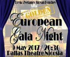 European Gala Night - Golden