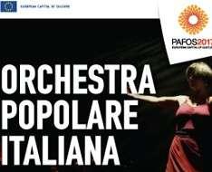 Orchestra Popolare Italiana - Pafos2017