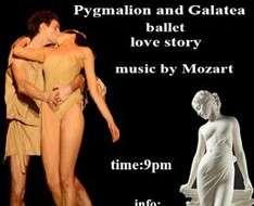 Pygmalion and Galatea (Pafos)