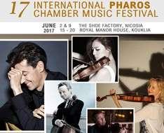 17th International Pharos Chanber Music Festival (Lefkosia)