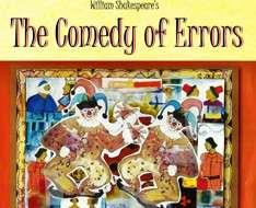 "William Shakespeare's  - ""The Comedy of Errors"""