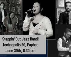 Cyprus Event: Music tribute to Edith Piaf and other jazz standards of the same era