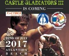 Cyprus Event: Castle Gladiators III