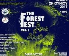 The Forest Fest Vol. 1 Rock & Blues